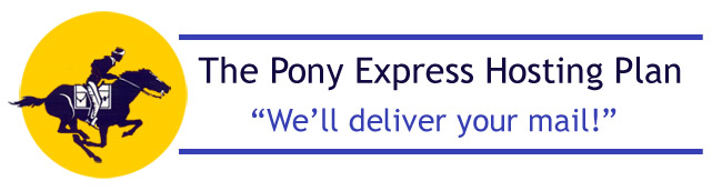 We'll deliver your mail!